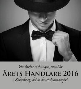 Årets Handlare 2016