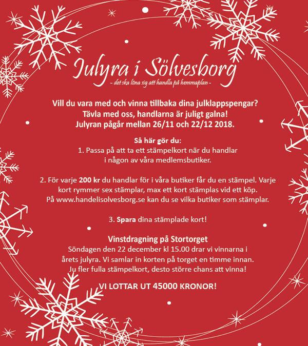 JulYra i Sölvesborg